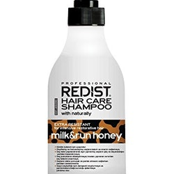 Redist Hair Care Cream Shampoo Milk & Run Honey 500ml