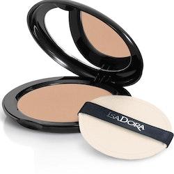 Isadora Velvet Touch Compact Powder 14 Classic Beige Mist 10g