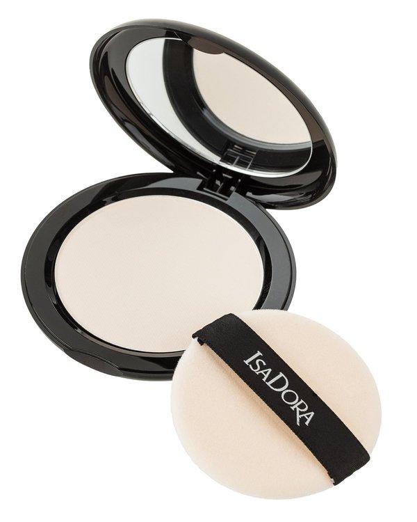 IsaDora Anti-Shine Mattifying Powder 30 Matte Blonde 10g