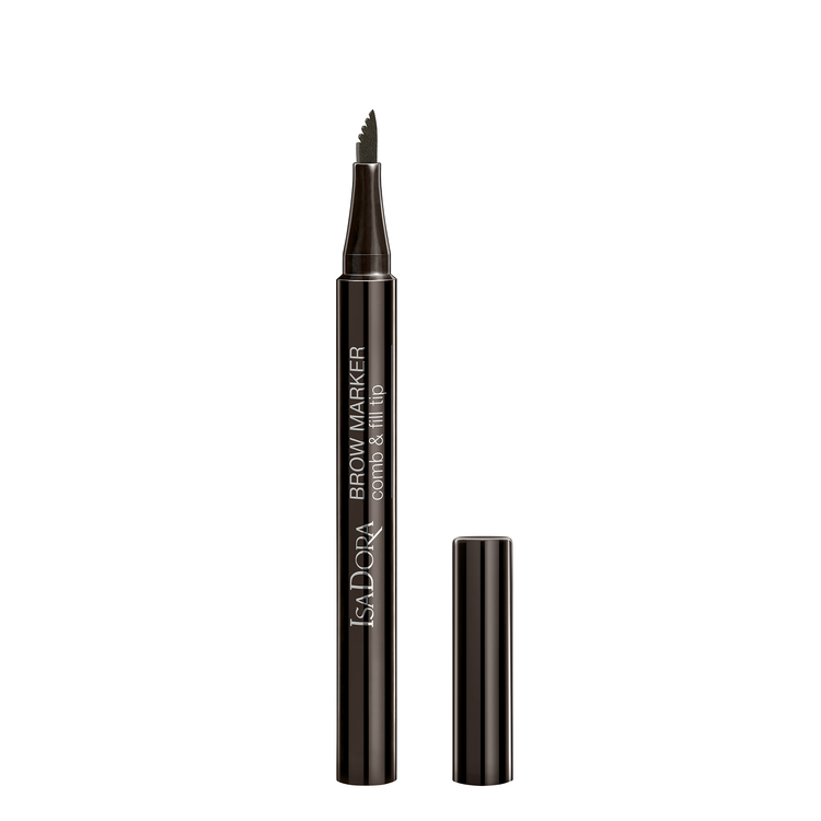 IsaDora Brow Marker Comb & Fill Tip 22 Ash Brown