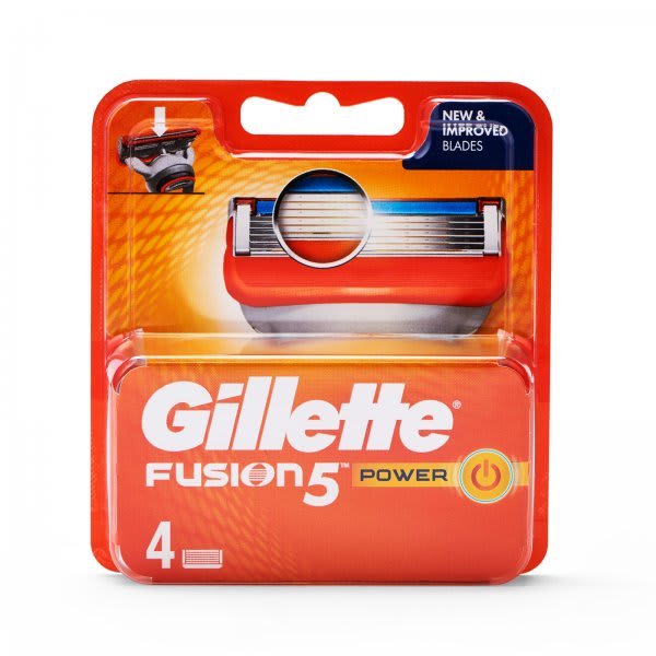 Gillette Fusion5 4-Pack