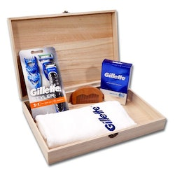 Gillette Fusion Proglide Gift Set 8in1