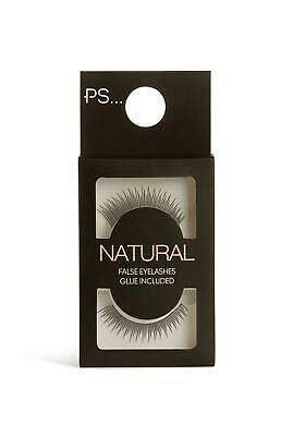 PS... False Eyelashes Natural + Glue 4g