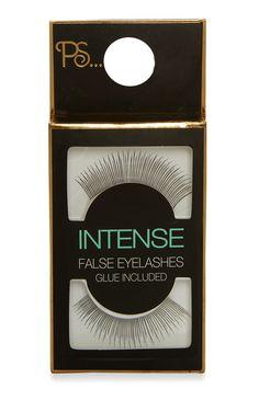 PS... False Eyelashes Intense + Glue 4g
