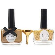 Ciaté Caviar Manicure Lustre Set