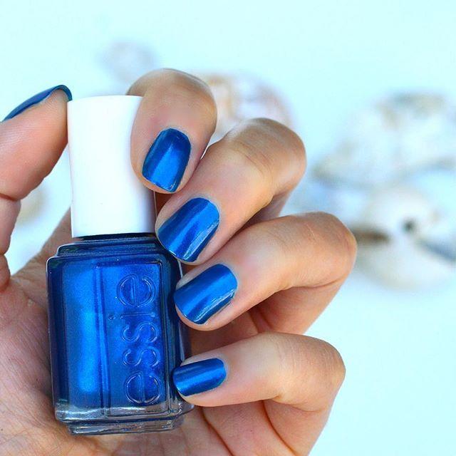 Essie Nagellack Aruba Blue