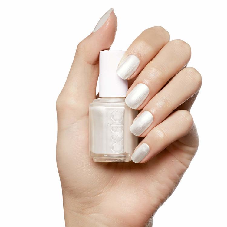 Essie Nagellack Pearly White