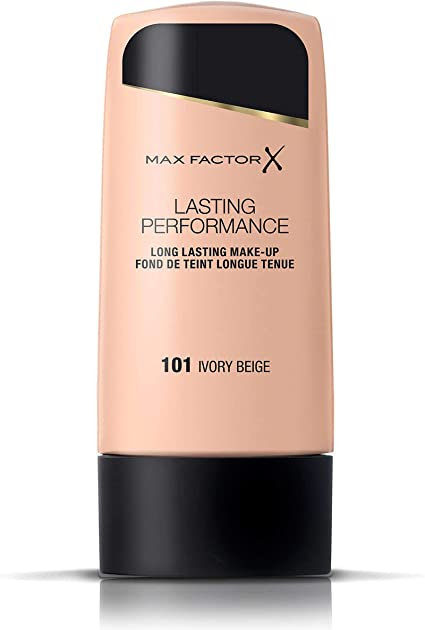 Max Factor Lasting Performance Touch Proof 101 Ivory Beige