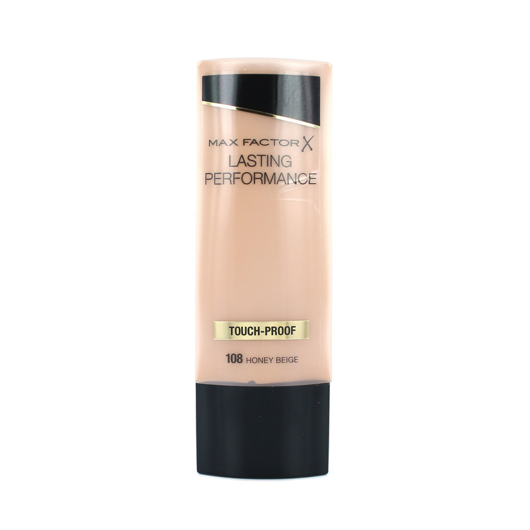 Max Factor Lasting Performance Touchproof 108 Honey Beige