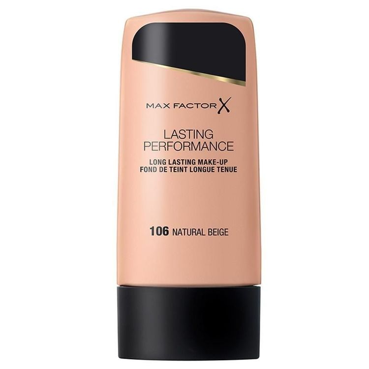 Max Factor Lasting Performance Touch Proof 106 Natural Beige