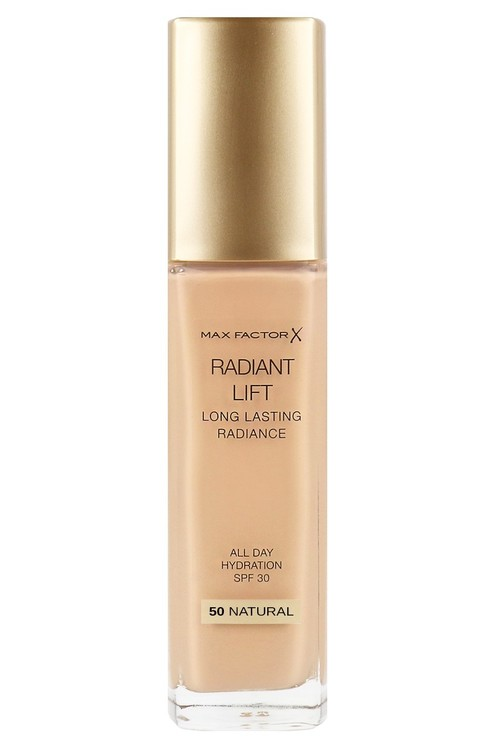 Max Factor Radiant Lift Foundation 50 Natural 30ml