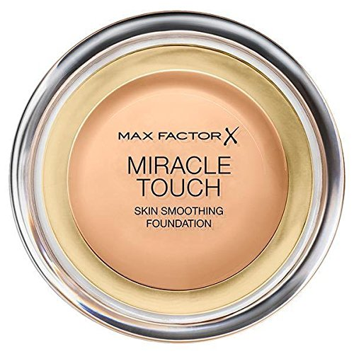 Max Factor Miracle Touch Skin Smoothing Foundation 75 Golden