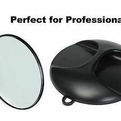 Terapima Rund Professionell Hand Spegel