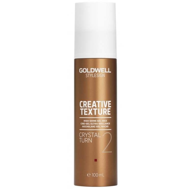 Goldwell Stylesign Crystal Turn Curl Gel Wax 100ml