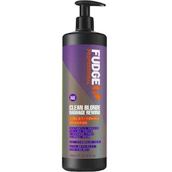 Fudge Damage Rewind Violet Toning Shampoo 1000ml