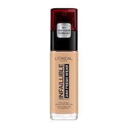 L'Oreal Paris Infallible 24H Foundation 140 Sand 30ml