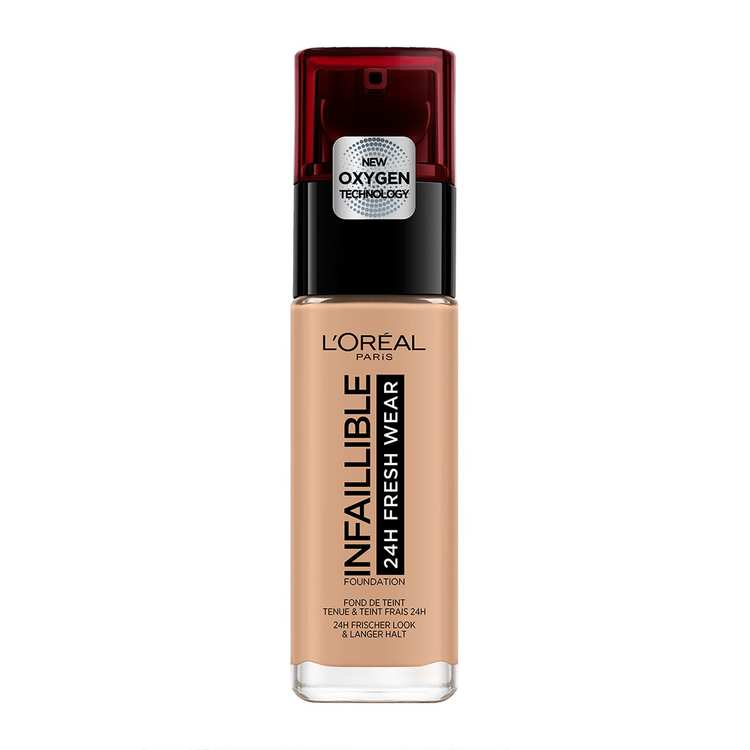 L'Oreal Paris Infallible 24H Foundation 220 Golden 30ml