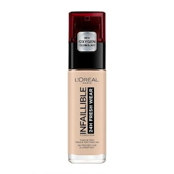 L'Oreal Paris Infallible 24H Foundation 015 Porcelain 30ml