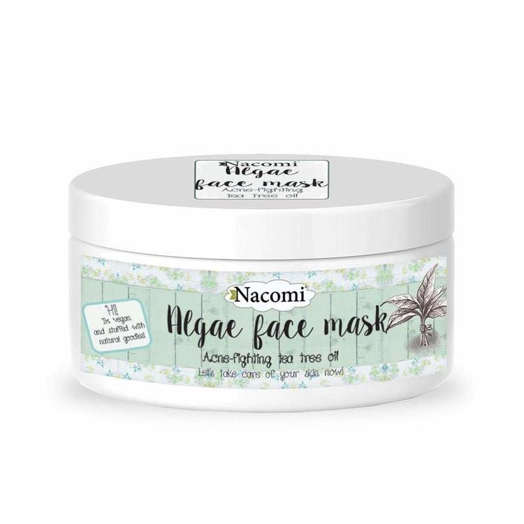 Nacomi Algae Peel-Off Face Mask Tea Tree 42g