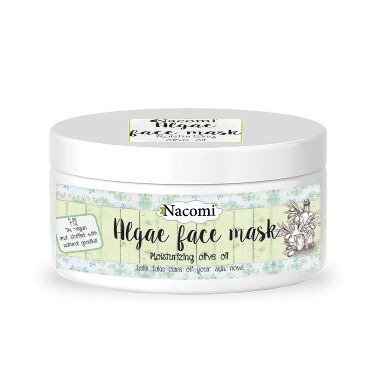 Nacomi Algae Face Mask Peel-Off Olive Oil 42g