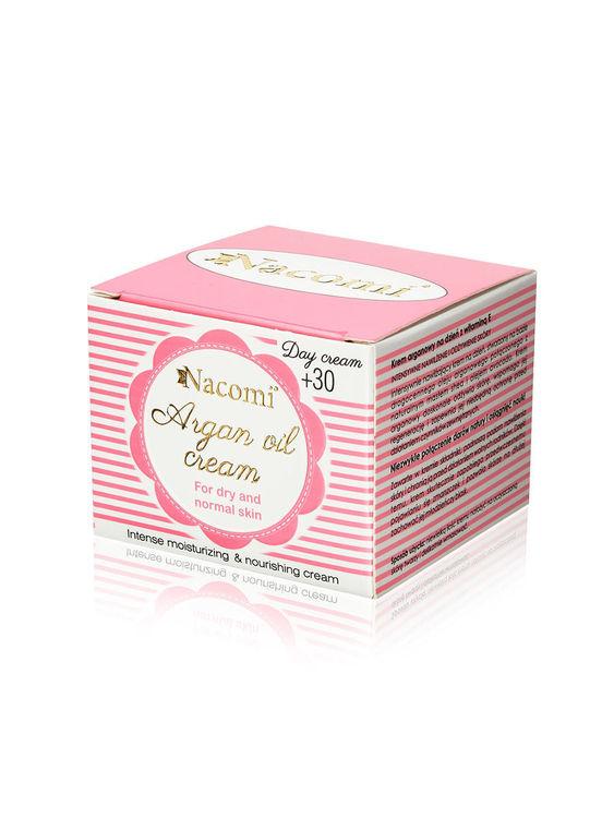 Naomi Argan Oil Day Cream Vitamin E 50ml