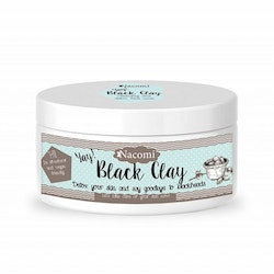 Naomi Face & Body Clay Yay! Black 90g