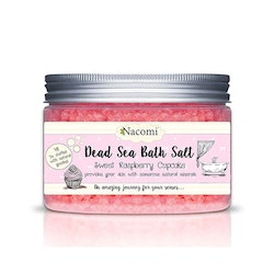 Nacomi Dead Sea Bath Salt Raspberry 450g