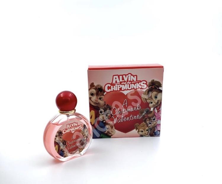 Alvin & The Chipmunks Valentine Girl Kids Perfume 50ml edt
