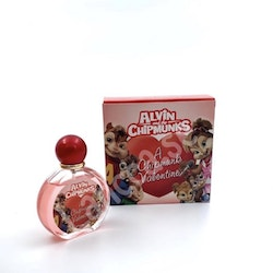 Alvin & The Chipmunks Valentine Girl Kids Perfume 50ml edt