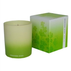 Designers Guild Green Fig Candles x3