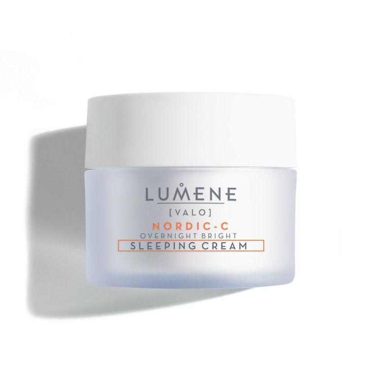 Lumene Valo Overnight Bright Vitamin C Sleep Cream 50ml