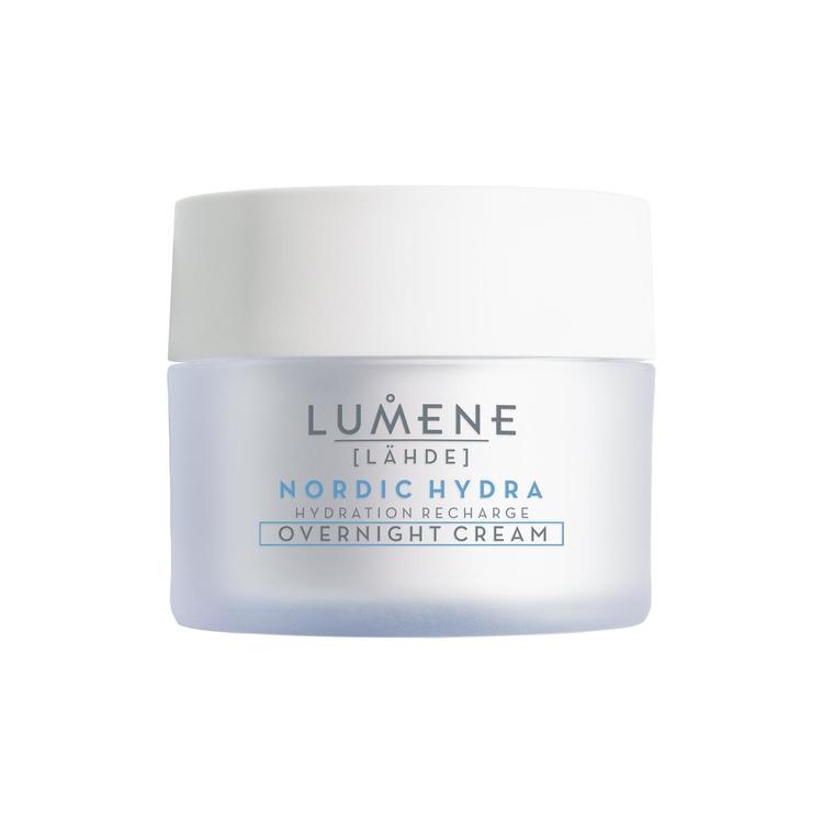 Lumene Lahde Source Hydration Recharge Overnight Cream 50ml
