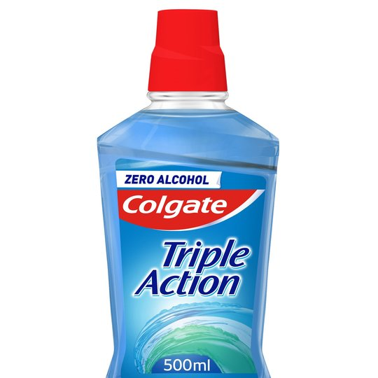 Colgate Triple Action 500ml