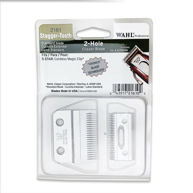 Wahl Magic Blade Staggertooth