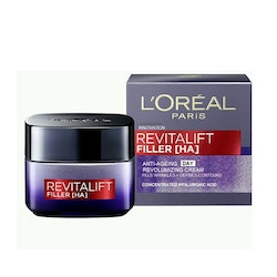 L'Oreal Revitalift Filler [HA] Revolumizing Anti-Age Night Care 50ml