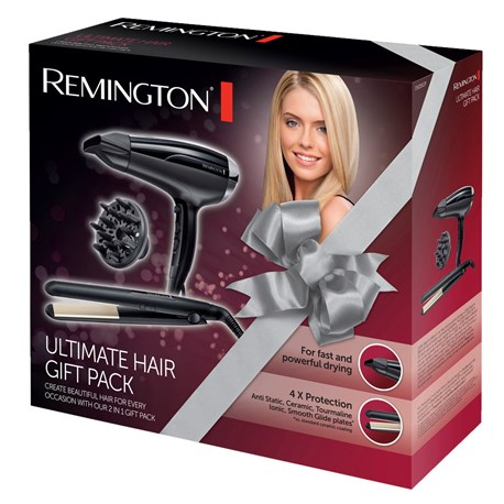 Remington Ultimate Gift Pack D5212 + S1510
