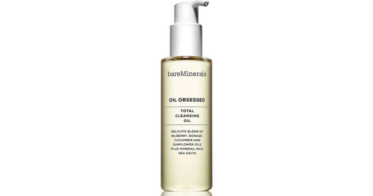 bareMinerals Oil Obsessed Total Cleansing Oil 180ml