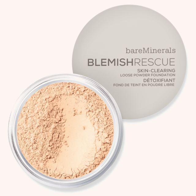 bareMinerals Skin-Clearing Loose Powder Foundation Fair 1C