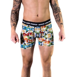 Speed and Power Jungle compression Boxer