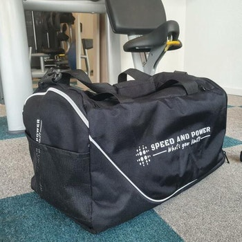 Speed and Power Gym / Padelbag