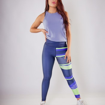 Speed and Power kompression leggings Svedala