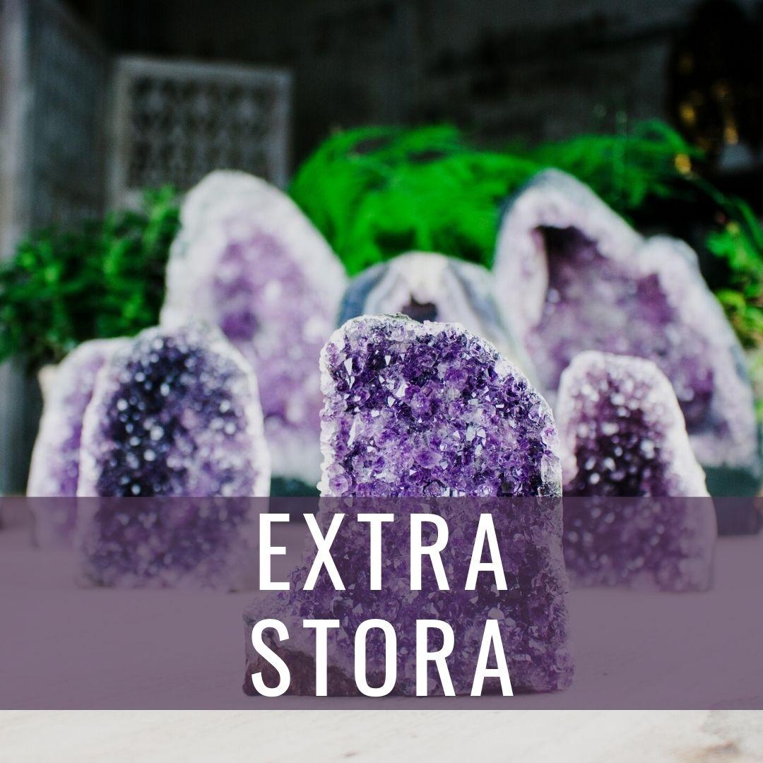 Extra stora - Kristallakademin