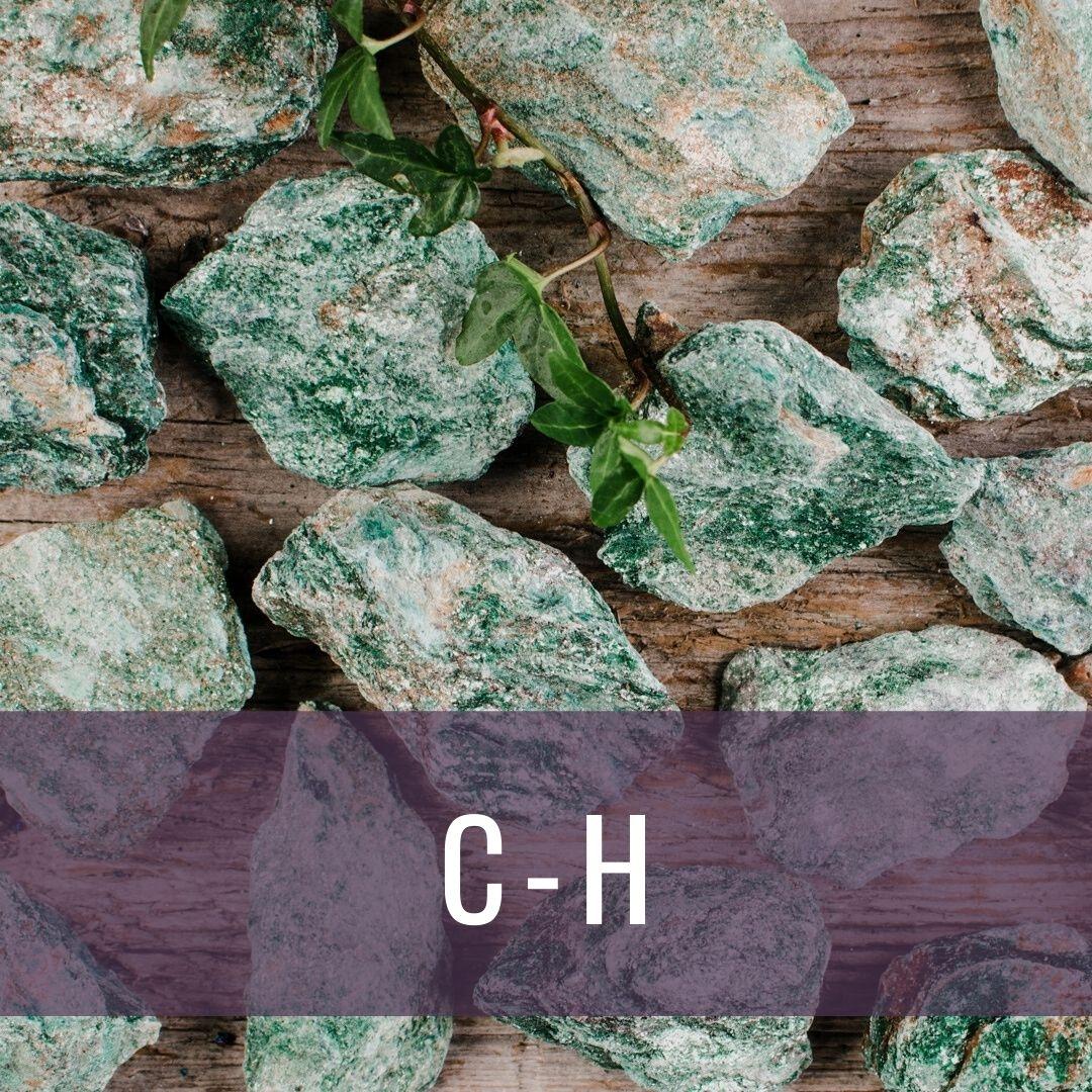 Namn C-H - Kristallakademin