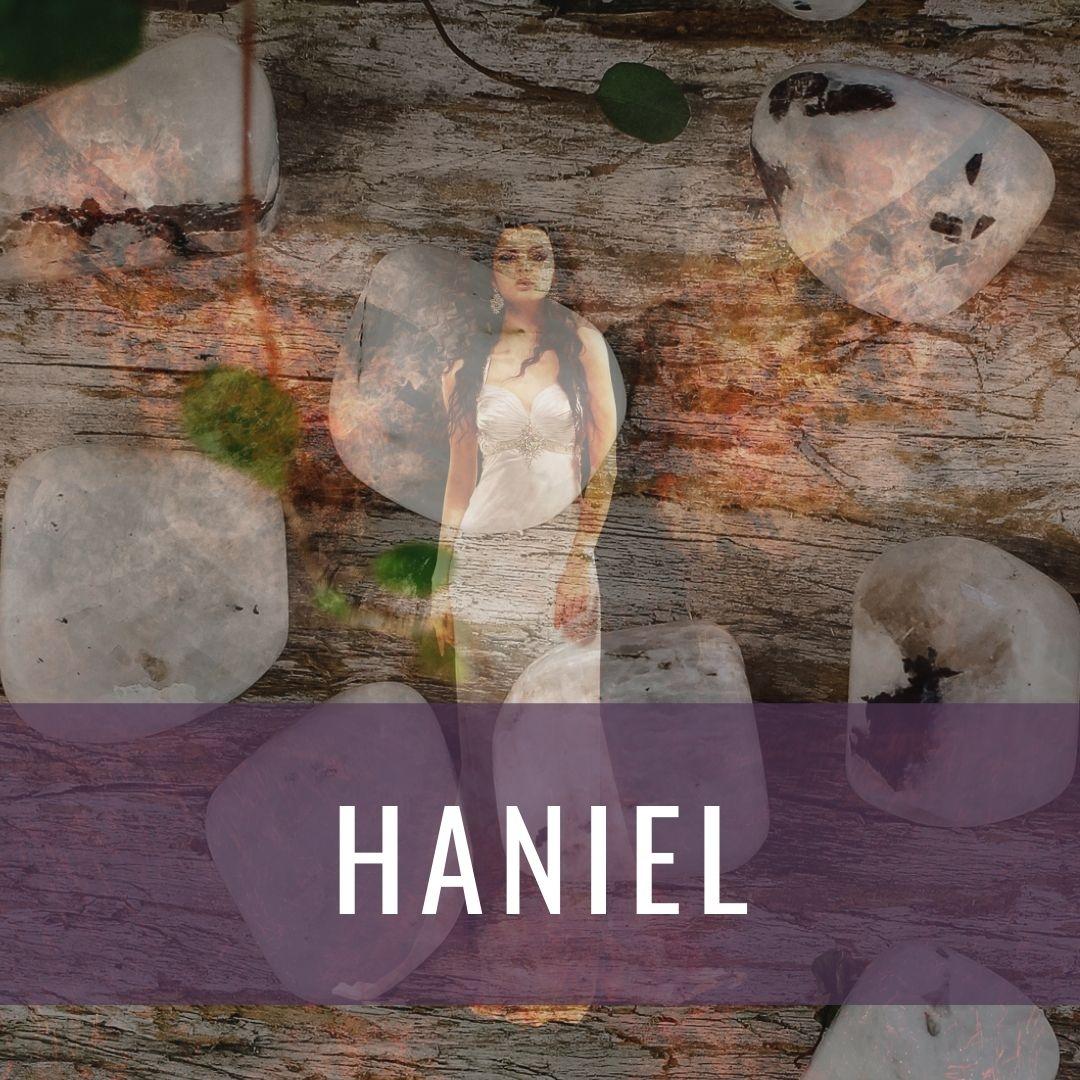 Ärkeängel Haniel - Kristallakademin