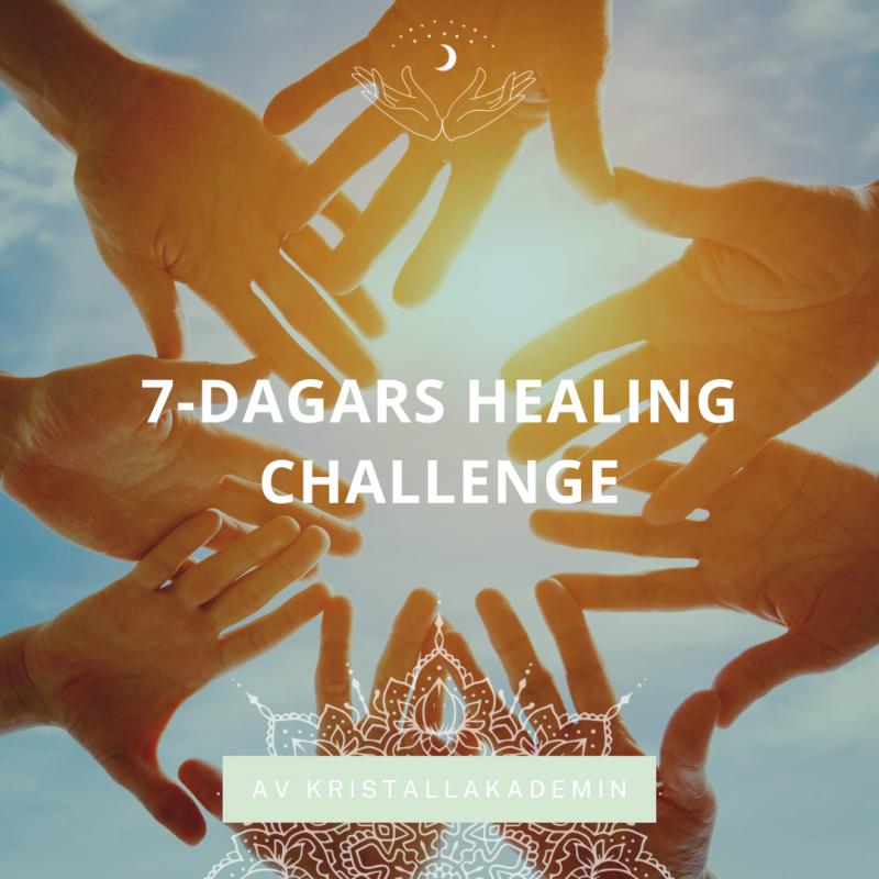 En vecka av healing - challenge