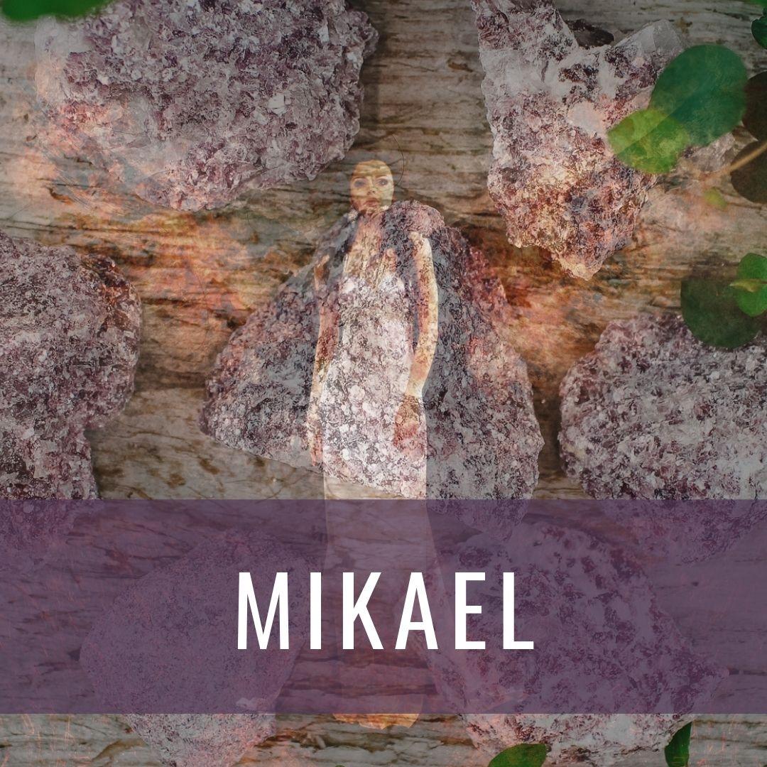Ärkeängel Mikael - Kristallakademin