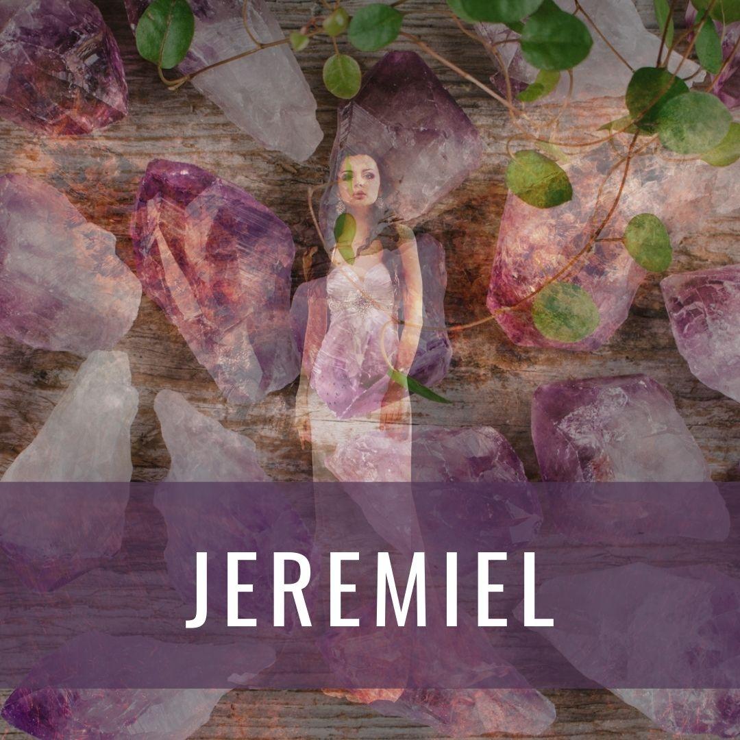 Ärkeängel Jeremiel - Kristallakademin