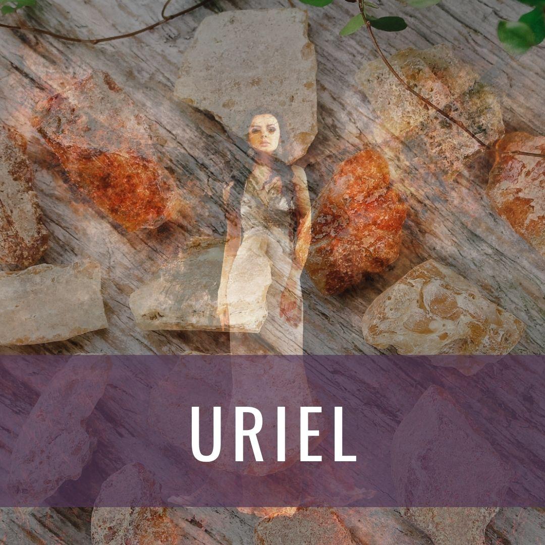 Ärkeängel Uriel - Kristallakademin
