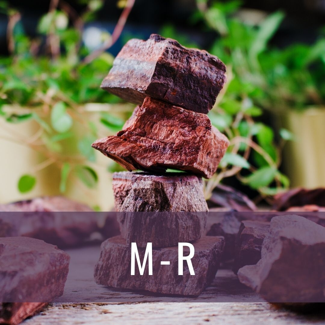 Namn M-R - Kristallakademin