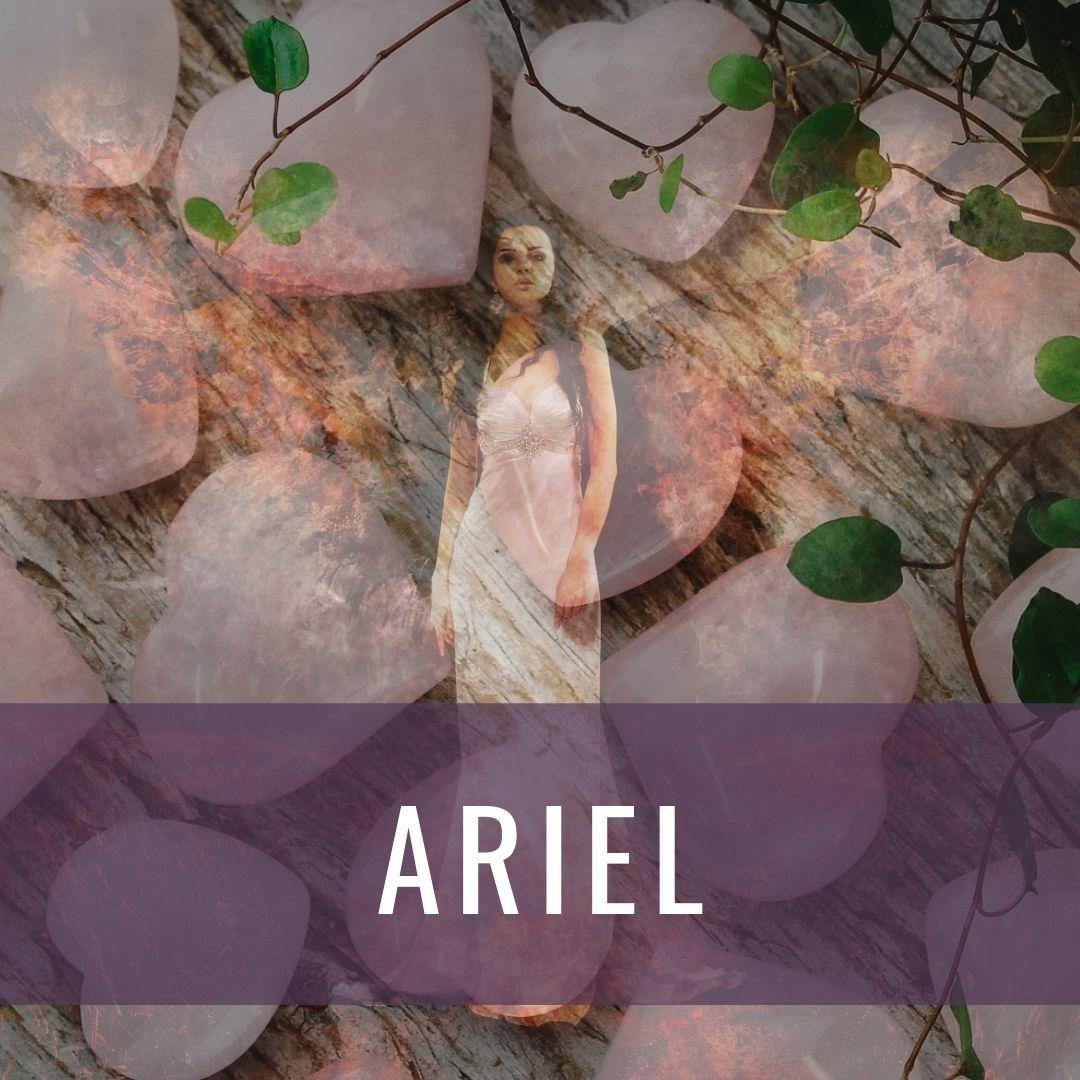 Ärkeängel Ariel - Kristallakademin